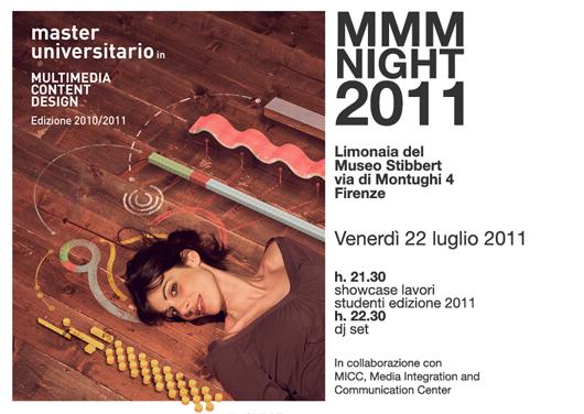 MMM Night 2011
