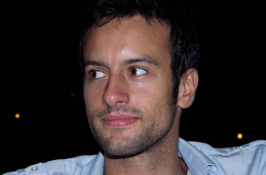 Davide di Blasi, ex studente del Master in Multimedia
