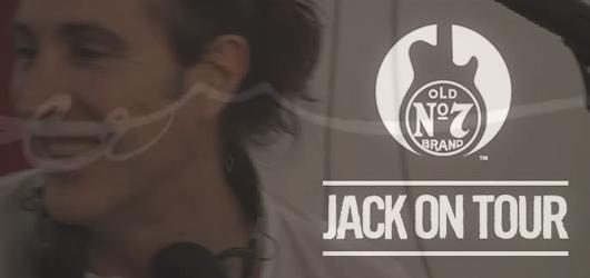 Gli Afterhours, protagonisti di Jack on tour