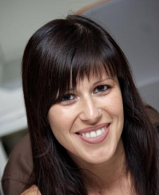Elisa Cecchettini, web developer & designer presso Dotmedia.