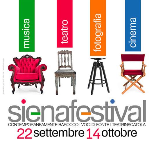 Locandina del Sienafestival