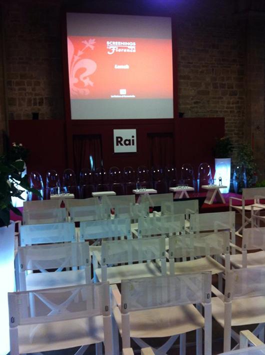 Screenings in Florence 2013